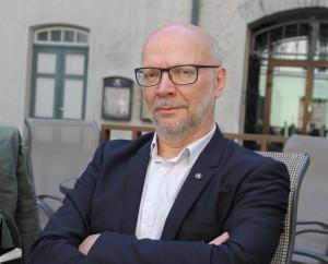 Hallintopäällikkö Jorma Nurro jää eläkkeelle.