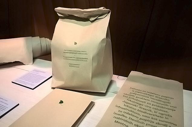Japanintatarpaperipusseilla aiotaan korvata muovipussit. Kuva: Kaarina Heikkonen